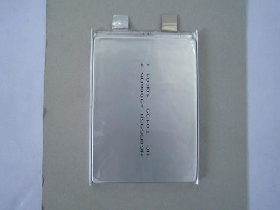 Tablet PC 4900mAh 3.7V Lithium Polymer Battery 606696 Interphone Notebook