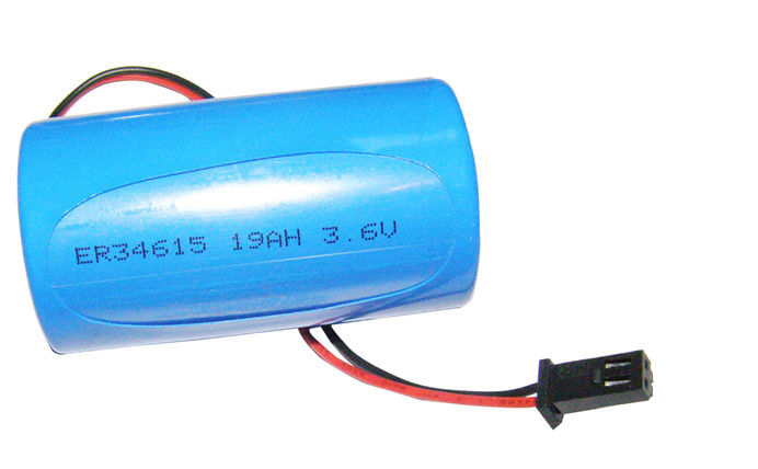 High Power Cylindrical Li-SOCl2 Battery