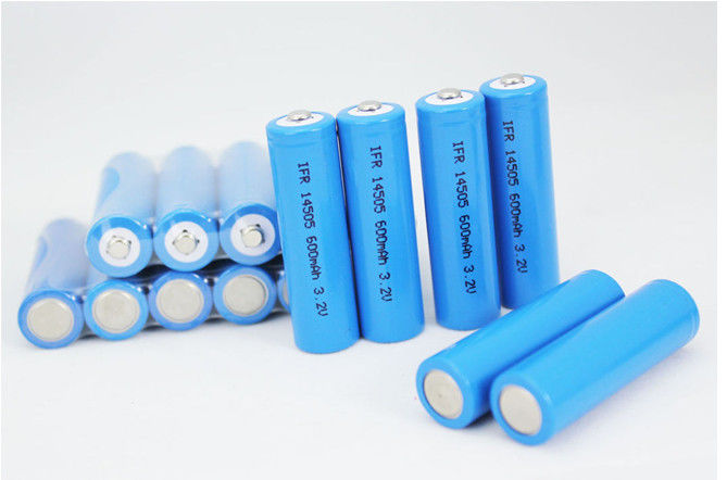 AA High Capacity Lithium LiFePO4 Battery