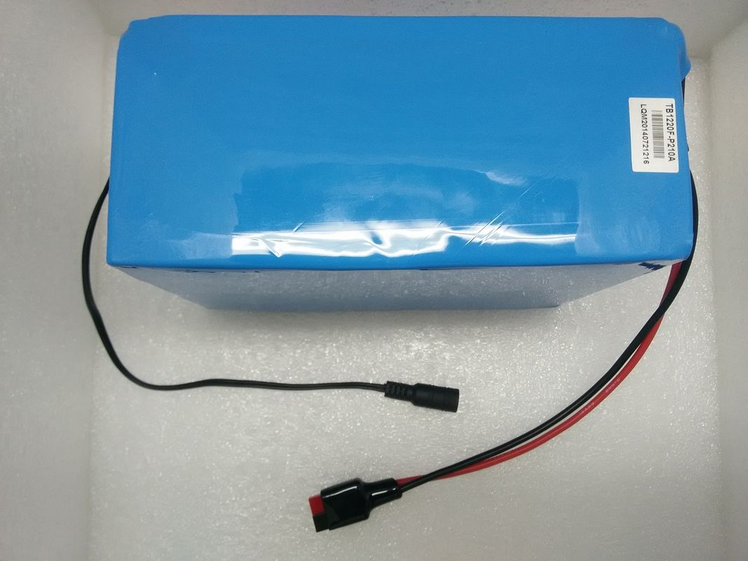 12V 24Ah Lithium LiFePO4 Battery , lithium ion polymer battery