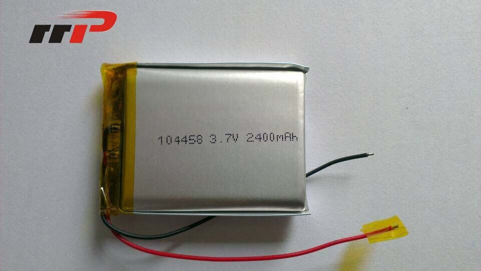 High Capacity Lithium Polymer Battery